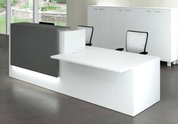 Reception Desk Supplied by Kamoso Web Group